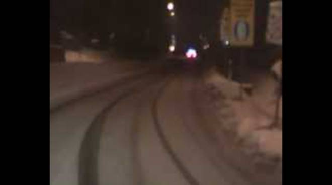 video neve e spazzaneve