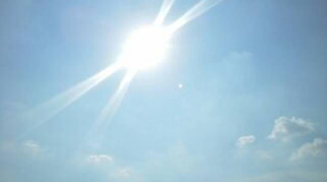 sole bel tempo caldo