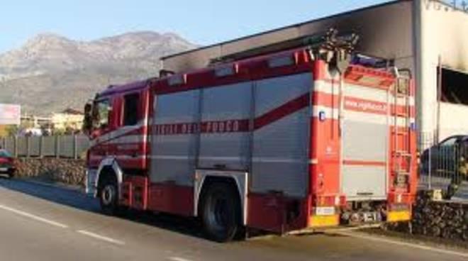 mezzo pompieri