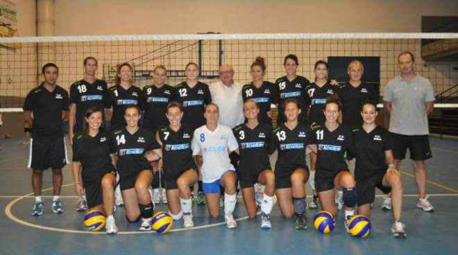 tecnoteam albese volley 2013-14