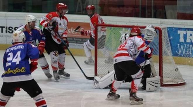 hockey como e pergine