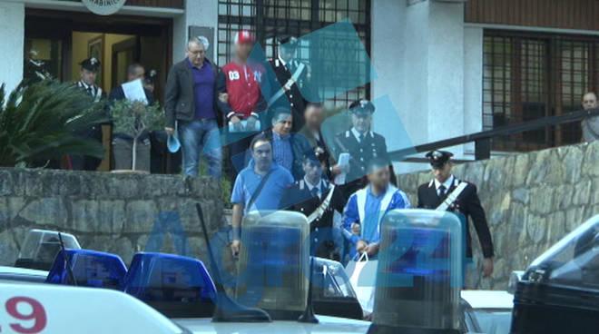 Arresti carabinieri nocera
