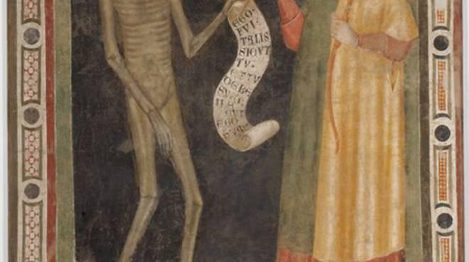 il giovane e la morte pinacoteca