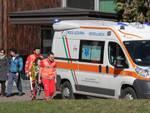 scuola rovellasca ambulanza