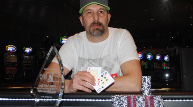 38.-a- Claudio Daffinà il vincitore