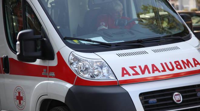 ambulanza frontale