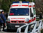 ambulanza in ospedale