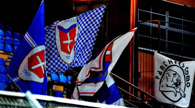como calcio bandiere