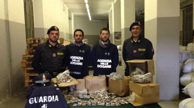 sequestro tabacco