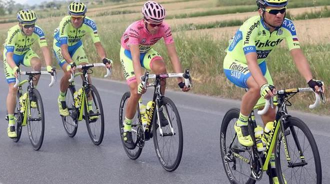 98th Giro d'Italia: 6th stage; Montecatini Terme-Castiglione