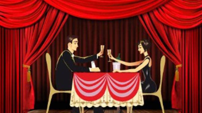 a cena in scena