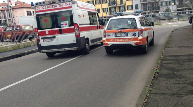 ambulanza e automedica 118