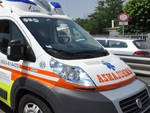 ambulanza incidente 118