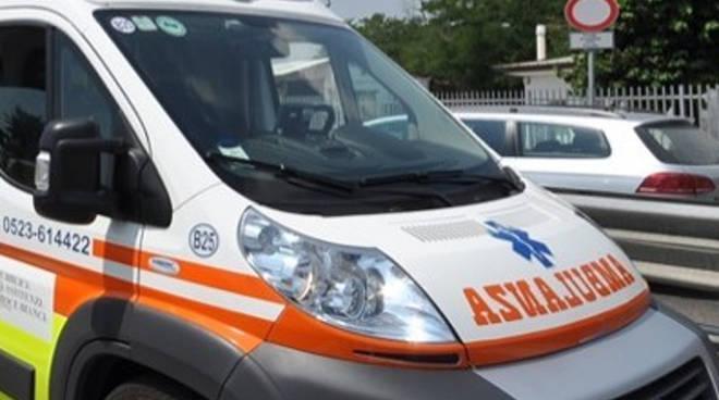 ambulanza incidente 118