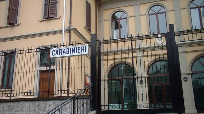 caserma carabinieri erba