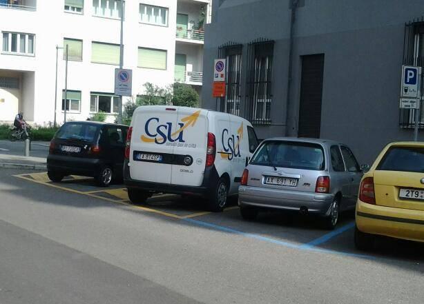 furgone csu