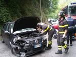 incidente Garibaldina pompieri
