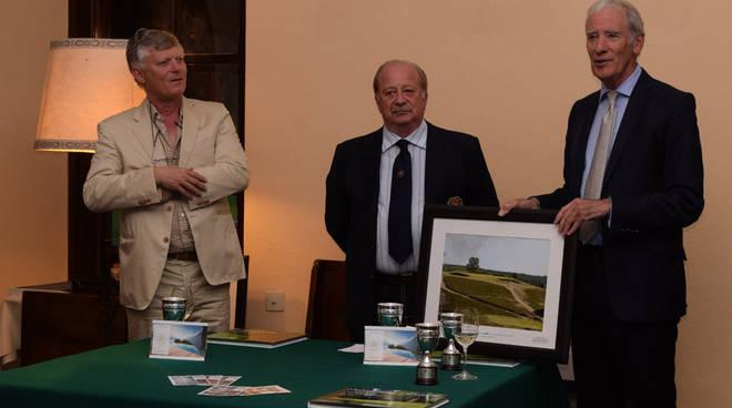 Menaggio 415 Players View presentation William fforde Vittorio Roncoroni Oliver Harris 960