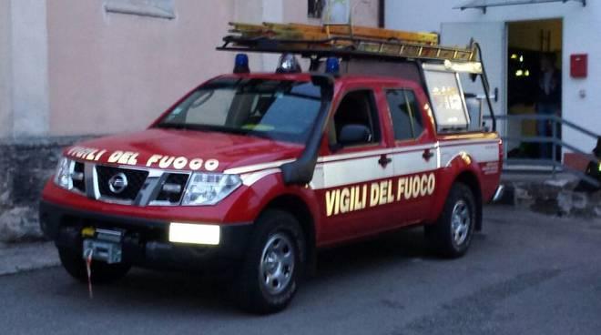 mezzo pompieri san fedele