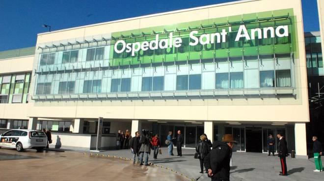 San Fermo della Battaglia, il nuovo ospedale S. Anna 20/10/2010
