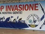 stop invasione lega