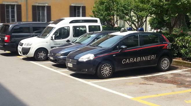 auto carabinieri comune como