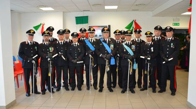 carabinieri como 2015