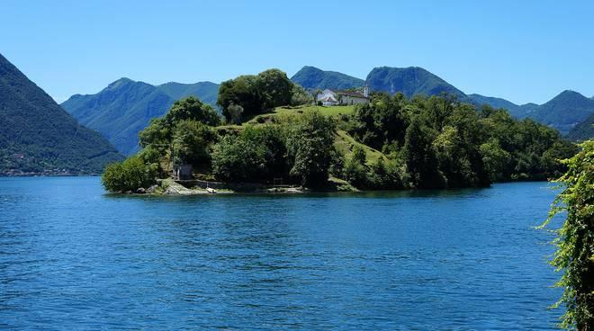 isola comacina lago