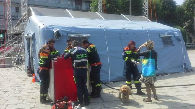 protezione civile antincendio