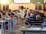 studenti aula maturita