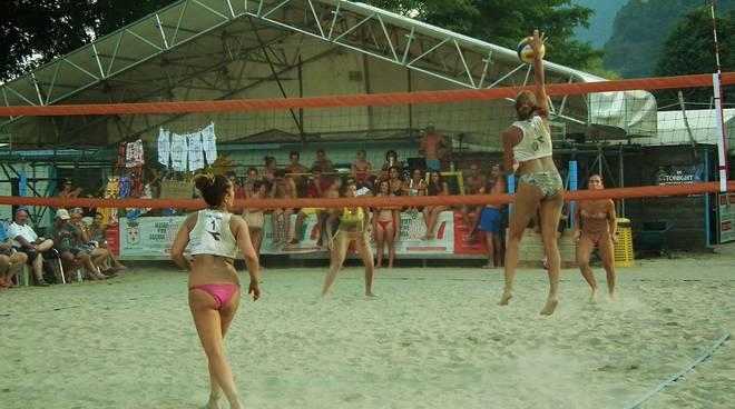 beach volley dongo