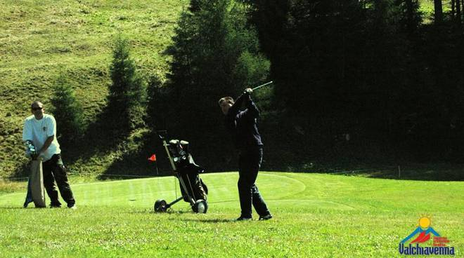 golf di chiavenna