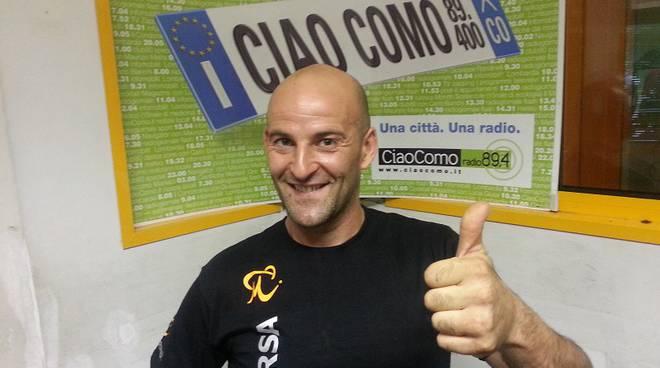 lorenzo mauri in studio