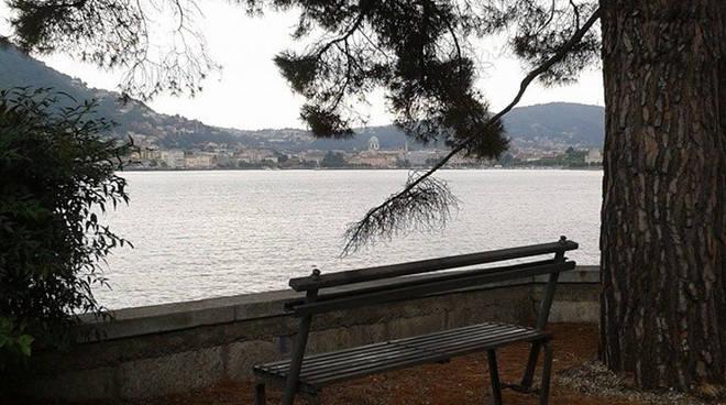 meteo veduta lago