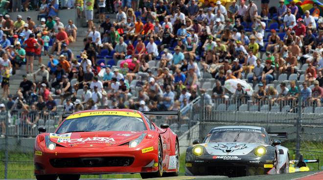 roda ferrari al red bull ring