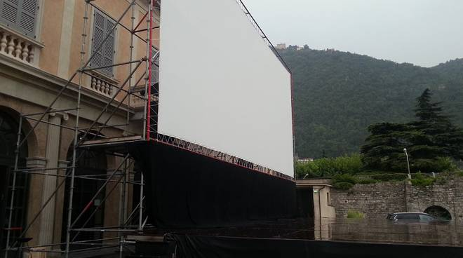 schermo film arena