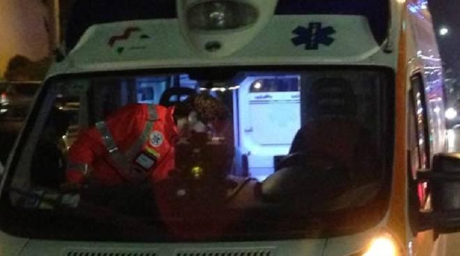 ambulanza soccorso 118