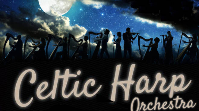 celtic harp orchestra cover