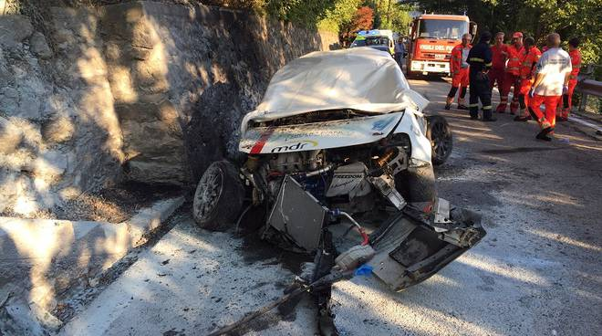 incidente rally porlezza 1