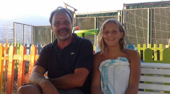martino romano' e la figlia