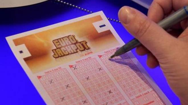 schedina eurojackpot