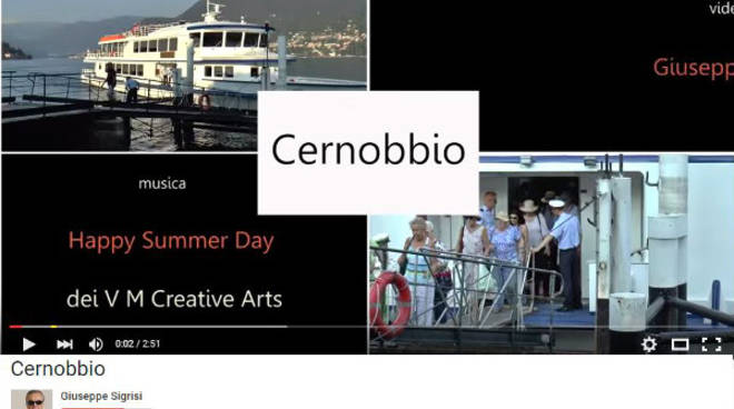 cernobbio video