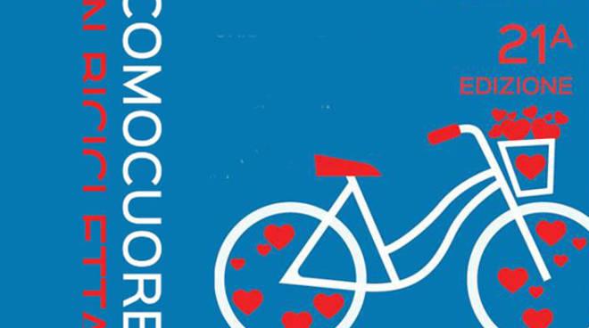 comocuore bicicletta manifesto