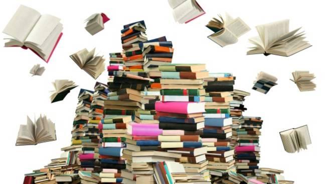 libri bilbioteca