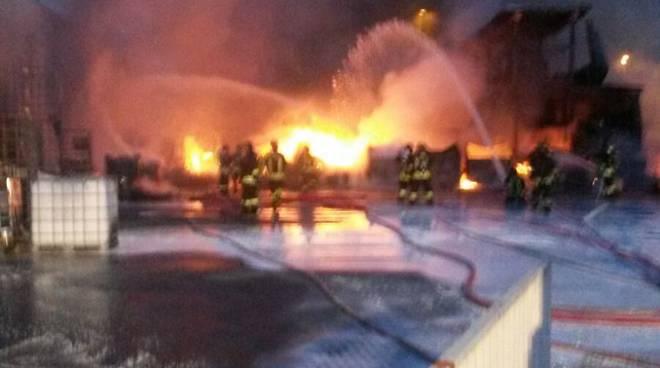 pompieri a perticato