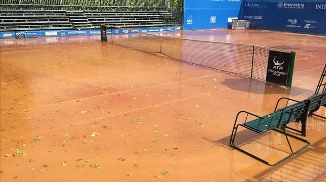 tennis como campo allagato