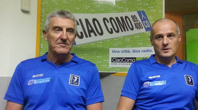 VILLA E CAIROLI IN STUDIO
