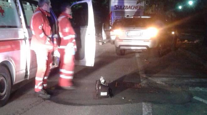 ambulanza menaggio notte