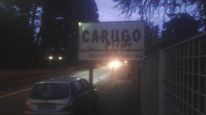 cartello carugo