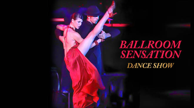casino Ballroom Sensation cover